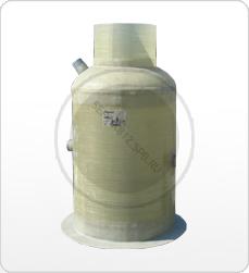 Жироуловитель 0,5 л/с