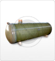 Емкость накопительная Байкал, объем 1,5 куб м