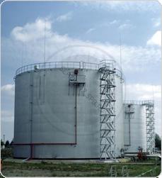 Топливные горизонтальные резервуары из стали