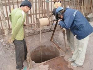 Как правильно определить уровень грунтовых вод?