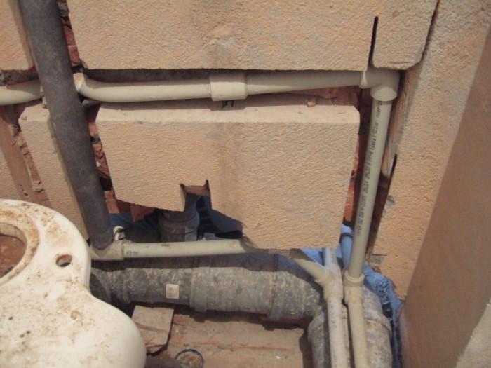 Внутренняя канализация загородного дома