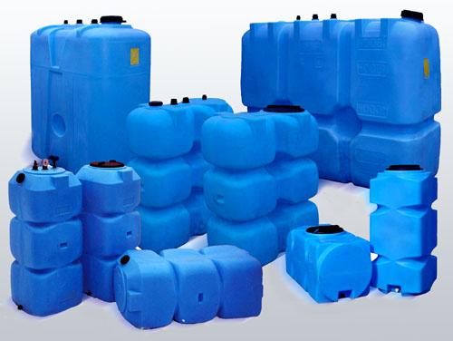 Пластиковые септики