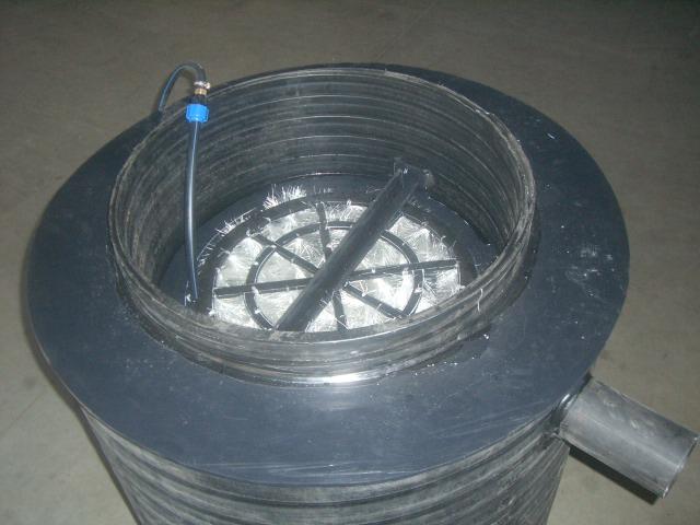 Очистка фильтров вОчистка фильтров воздуходувки Станции Астраоздуходувки Станции Тополь