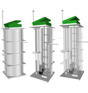 Промышленные канализационные насосные станции, КНС для промышленных объектов