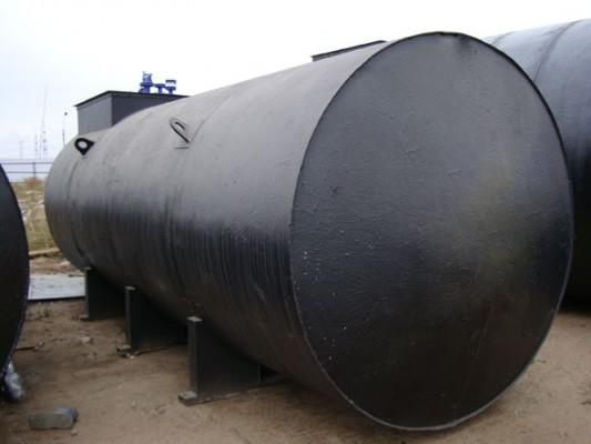 Топливные емкости и резервуары