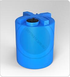 Емкость топливная 3000 л пластиковая